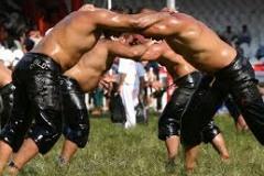 Tarihi Kırkpınar Güreşleri