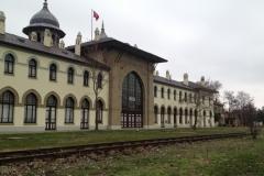 Karaağaç Tarihi Gar Binası