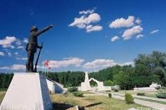 Sarayiçi Balkan Şehitliği